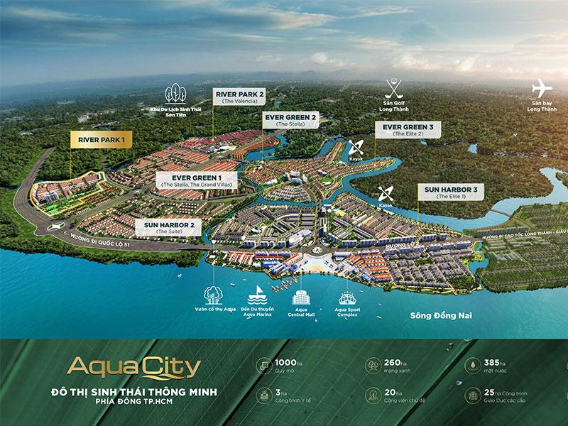 aqua city river park