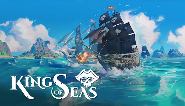 King of Seas Game Disc Cover