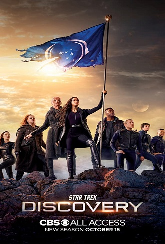 Star Trek: Discovery Season 3 Complete Download 480p & 720p All Episode