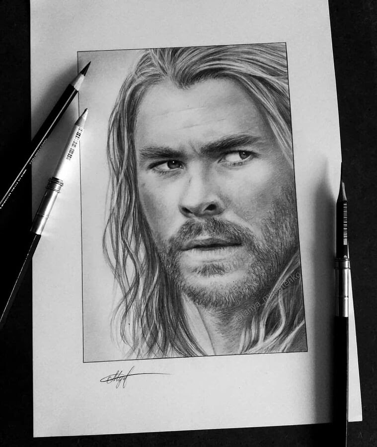 08-Chris-Hemsworth-Thor-Таня-Мусатенко-www-designstack-co