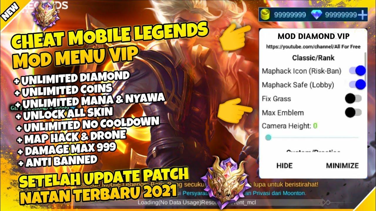 cheat radar map mobile legends, cheat ml unlock all hero and skin 2021,cheat ml auto winn ranked