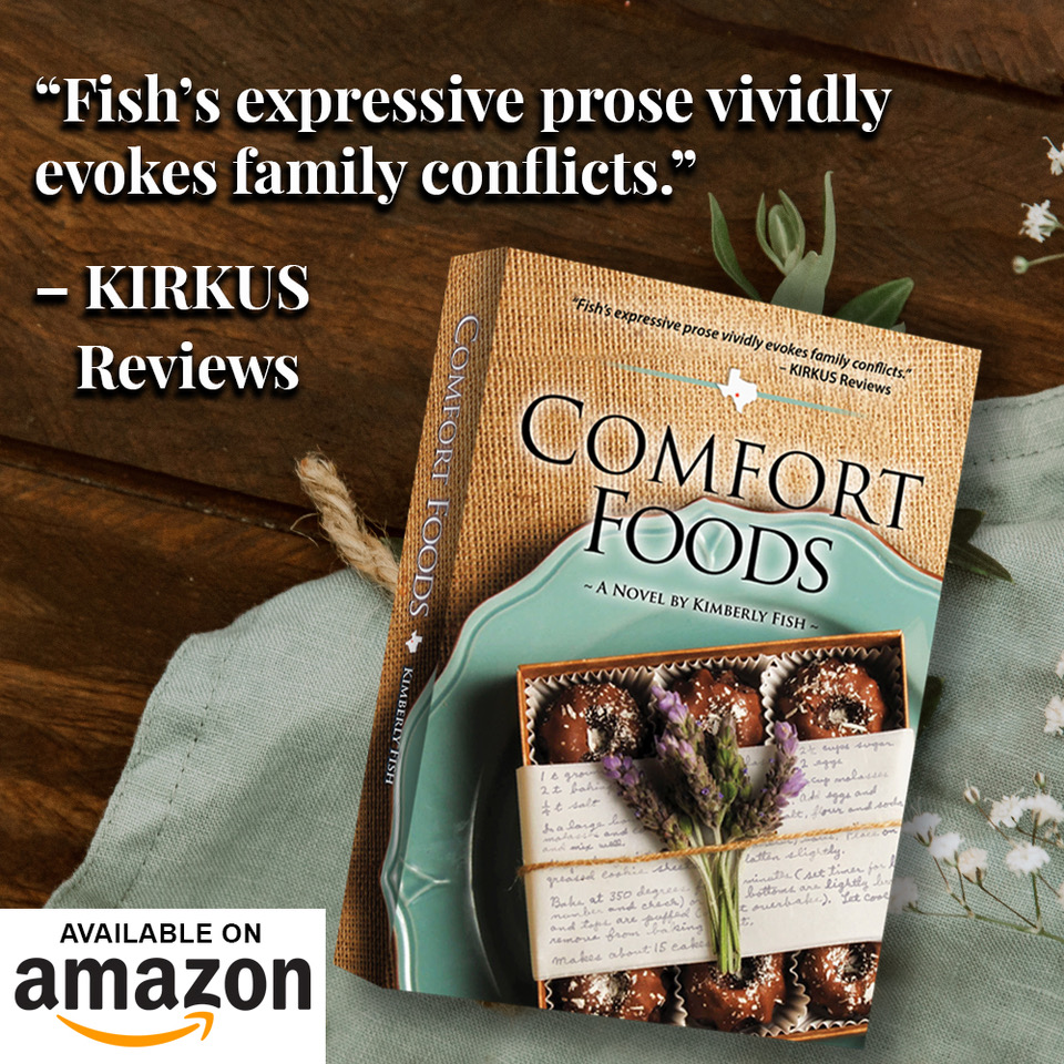 """Fish's expressive prose vividly evokes family conflicts."" -KIRKUS Reviews"