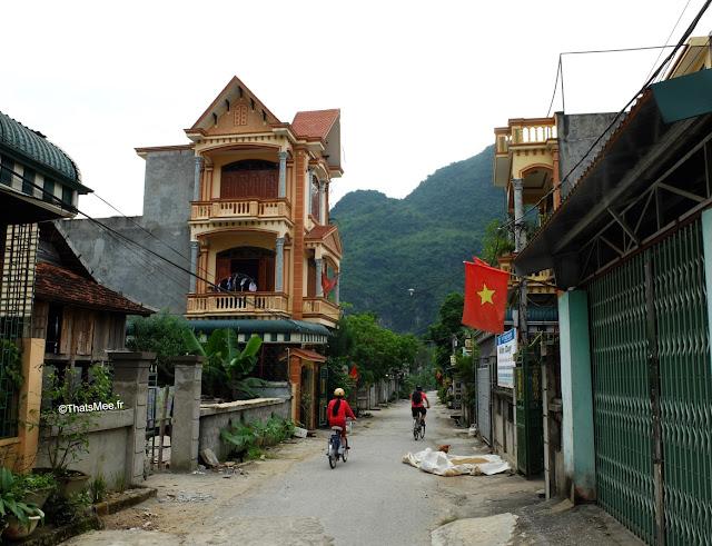 vietnam voyage 15jours mai chau nord montagne riziere route