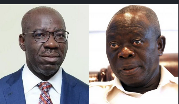This is The Bottom Line of My Quarrel With Oshiomhole - Obaseki