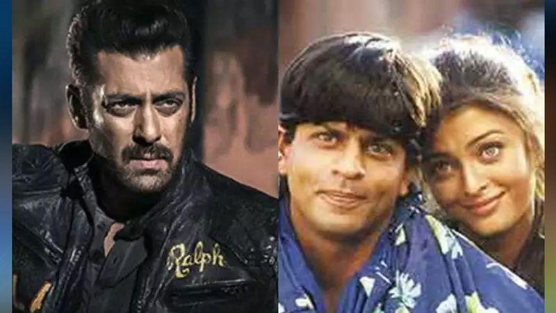 Shahrukh Khan, Aishwarya Rai Bachchan, Salman Khan