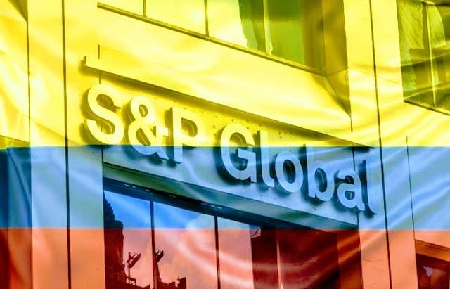 S&P Global Ratings redujo la calificación crediticia de Colombia ante fuerte conflictividad en el país