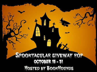 Spooktacular Book Giveaway at From the Shadows