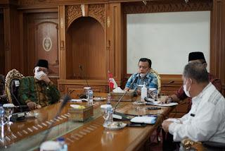 Gubernur Jambi Tegaskan Bersiap Dan Antisipasi Cluster Covid-19.