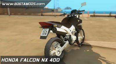 GTA SA - HONDA FALCON NX 400