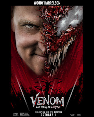 Venom Let There Be Carnage Movie Poster 10