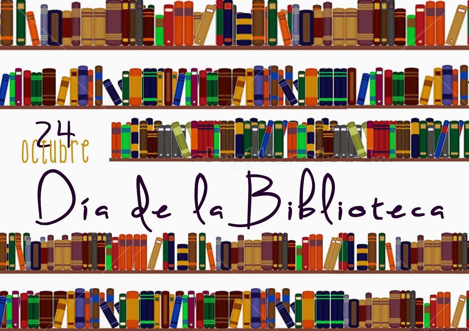 La clase de Vane: DÍA DE LA BIBLIOTECA