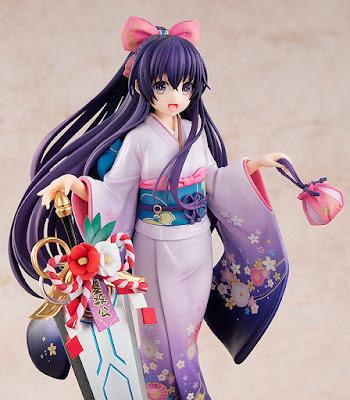 Tohka Yatogami de Date A Live en Kimono