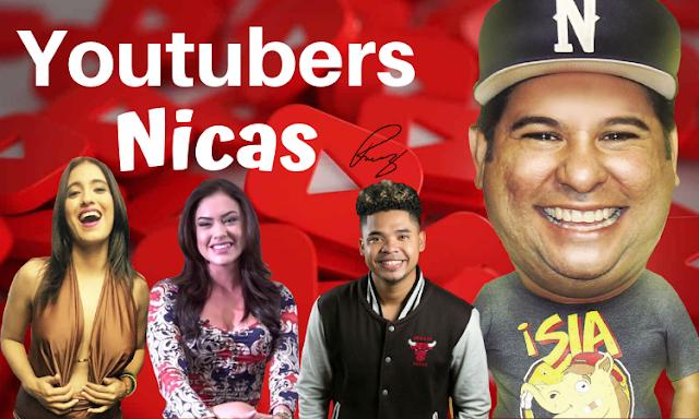 Youtubers en Nicaragua