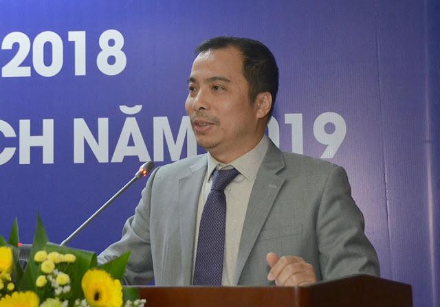 Ông Ngô Sơn Hải – Phó Tổng giám đốc EVN