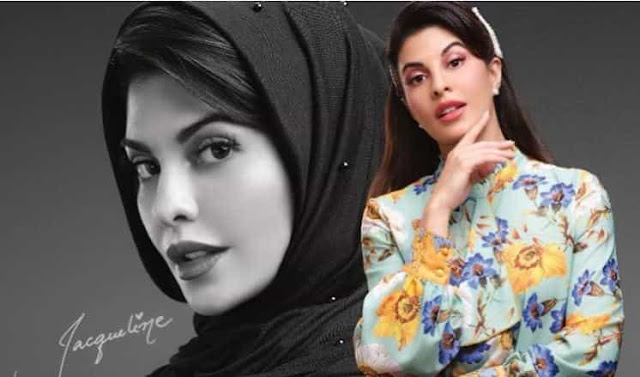 Bollywood actress Jacqueline become the new Face of Saudi Advertisement
