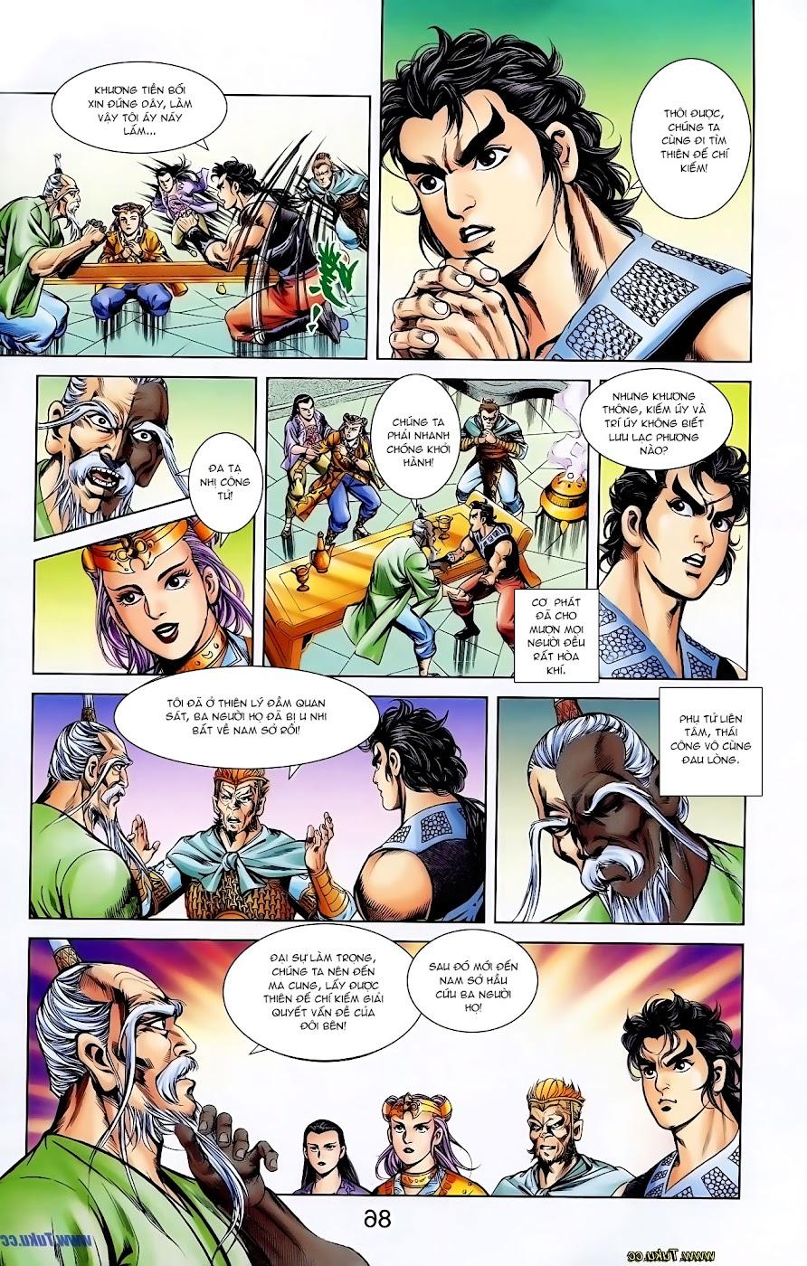 Cơ Phát Khai Chu Bản chapter 108 trang 22