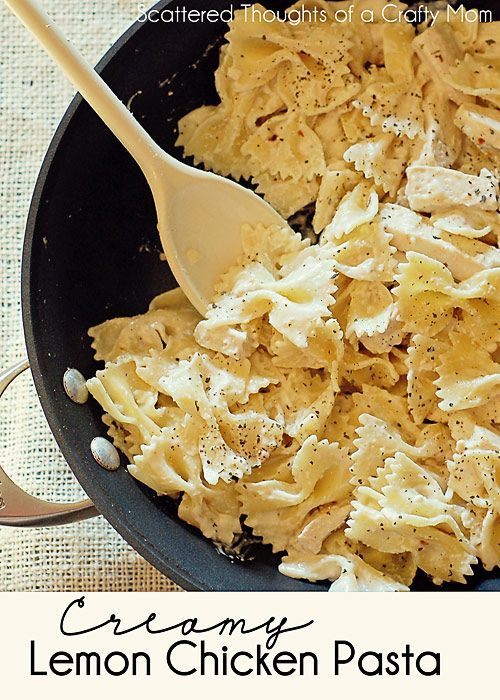 Creamy Lemon Chicken Pasta #recipes #pastarecipes #easypastarecipes #food #foodporn #healthy #yummy #instafood #foodie #delicious #dinner #breakfast #dessert #lunch #vegan #cake #eatclean #homemade #diet #healthyfood #cleaneating #foodstagram