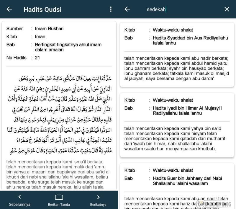 kitab hadits qudsi gratis untuk android - blog.dhocnet.work