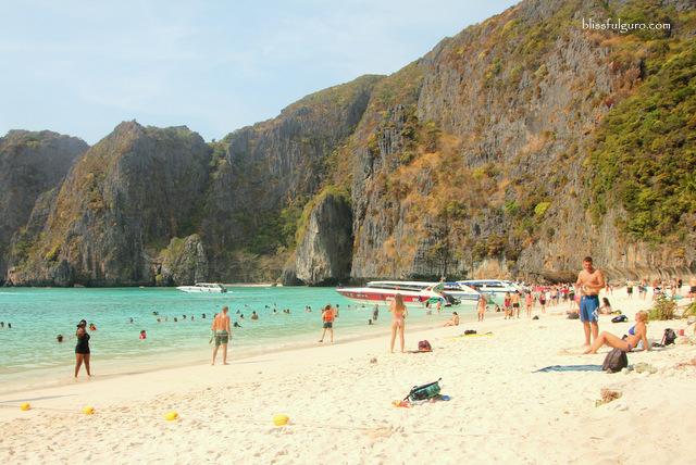 Maya Bay Koh Phi Phi Thailand