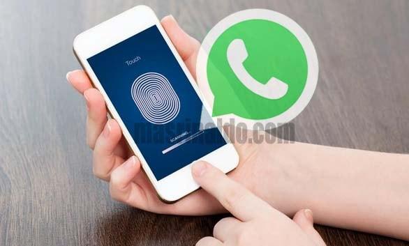 Cara Mengaktifkan Fitur Fingerprint di Whatsapp Menghindari Pembajak 1