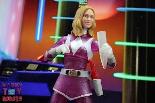 Lightning Collection Mighty Morphin 'Metallic' Pink Ranger 51