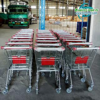 TROLI SUPERMARKET | Troli Belanja (Lokal)