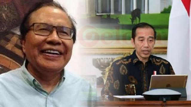 Kritik Jokowi, Rizal Ramli: Bukan Komputer yang Hang, Operatornya yang ...