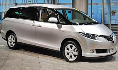 2017 Toyota Estima Redesign