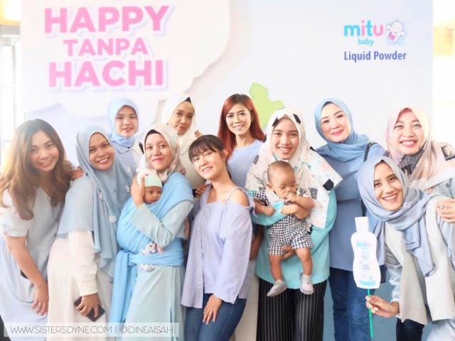 MITU BABY LIQUID POWDER EVENT