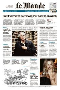 Le Monde Magazine 15 December 2020 | Le Monde News | Free PDF Download