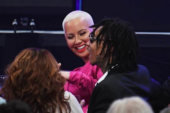 See How Wiz Khalifa's Mom Sues Amber Rose