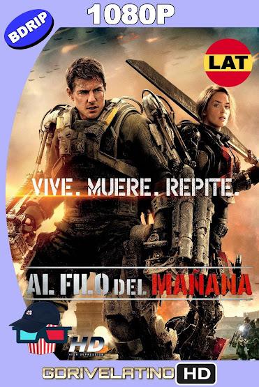 Al Filo del Mañana (2014) BDRip 1080p Latino-Ingles MKV