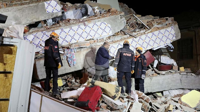 Earthquake in Turkey: at least 22 dead in eastern country