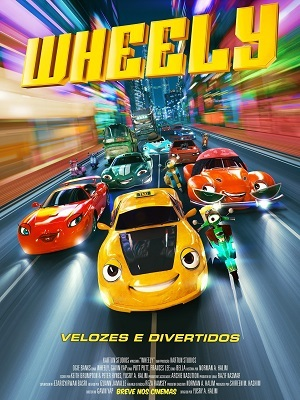 Wheely - Velozes e Divertidos Filme Torrent Download