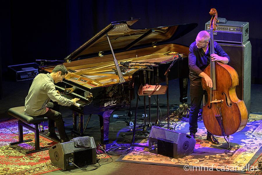 Elchin Shirinov i Avishai Cohen, Teatre Coliseum, Barcelona, 27-gener-2020