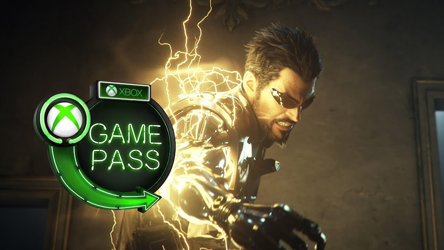 xbox game pass 2019 deus ex mankind divided xb1