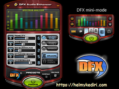 DFX Audio Enchancer