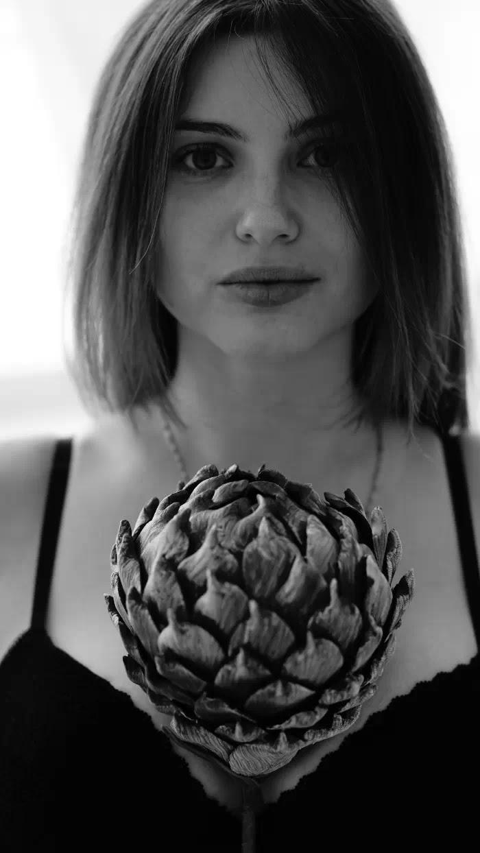 Эстетика в черно-белых фотографиях
