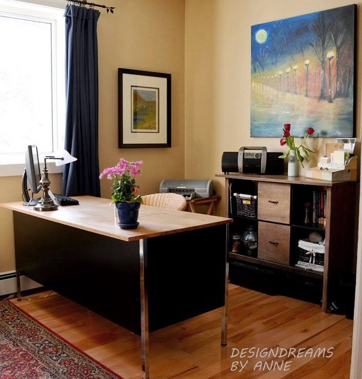 designdreams by anne cottage style home office rh designdreamsbyanne blogspot com Country Office Ideas cottage style home office ideas
