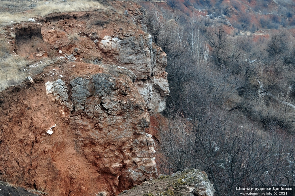 Каменные лица Соледар
