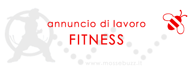 Cercasi istruttrice Fitness