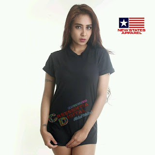 Baju Polos NEW STATES APPAPREL ORIGINAL Model 4