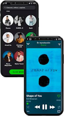 aplicación para escuchar música sin publicidad