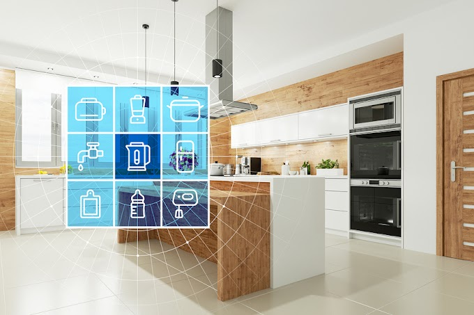 Smart kitchens help improving nutrition value