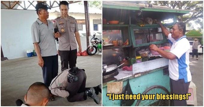 မိဘကို ကျေးဇူးသိတတ်တဲ့ ရဲသား