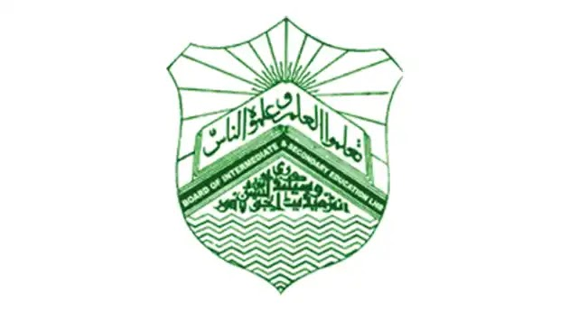 Bise Lahore FA FSc Result 2021 Part 2 Annual Exam