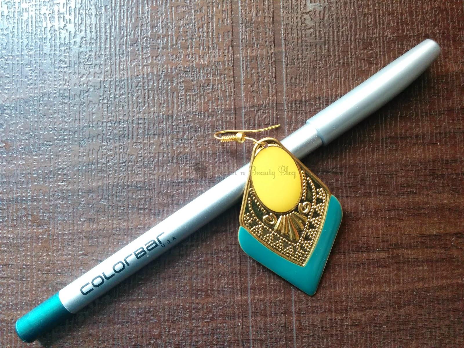 #Colorbar I-Glide Eye Pencil - #Jaded