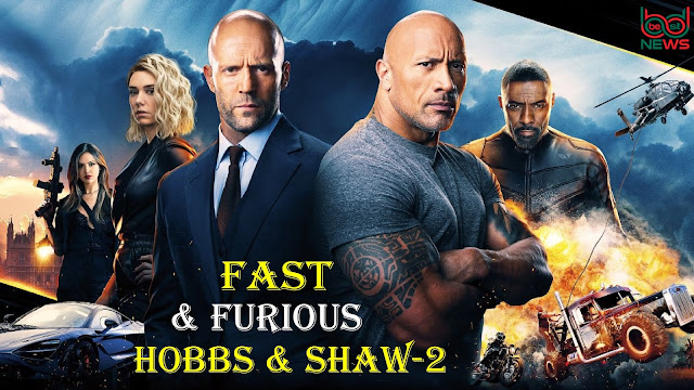 Fast & Furious Presents: Hobbs & Shaw-2