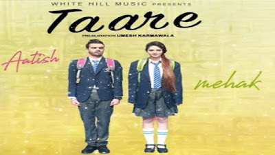 Taare Lyrics - Aatish | Latest Punjabi Songs 2017