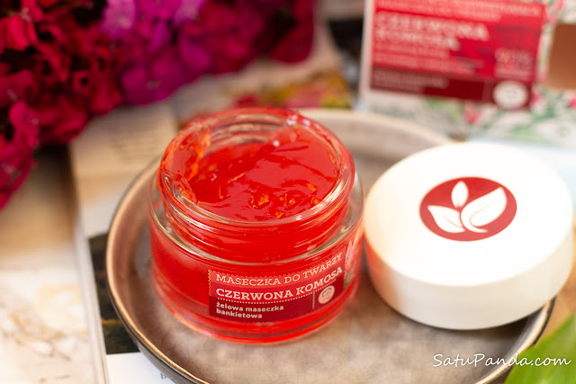Farmona Herbal Care Red Quinoa текстура